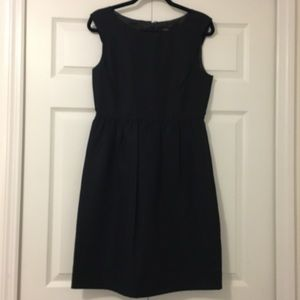 J.Crew Lucille Dress in Cotton Silk Faille